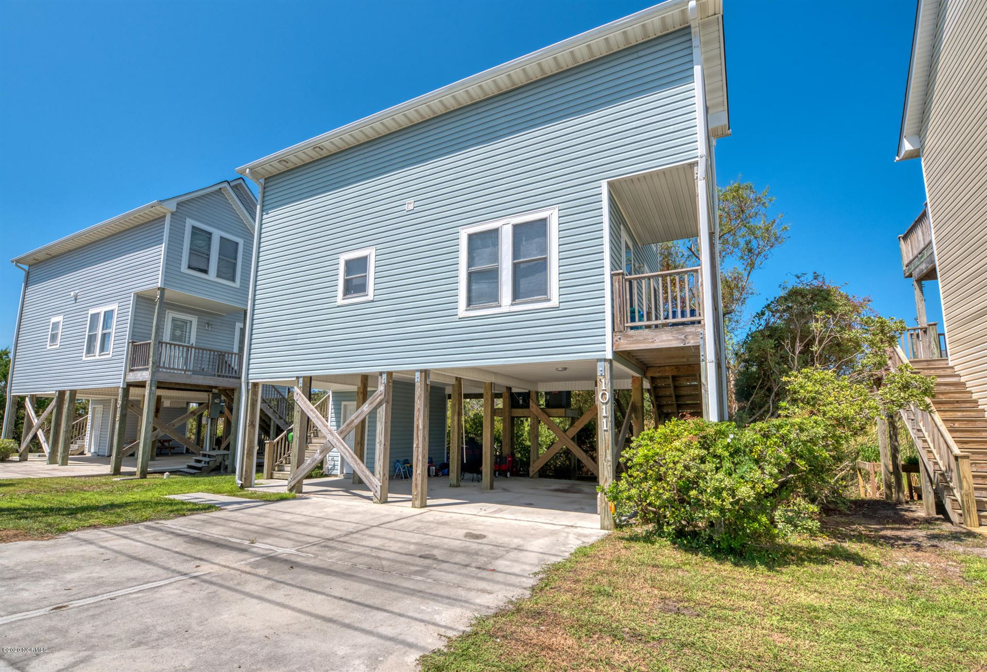 1011 S Topsail Drive, Surf City, NC 28445 - MLS#: 100235903
