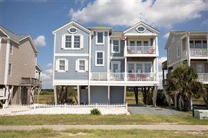 Photo of 636 Ocean Boulevard W, Holden Beach, NC 28462 (MLS # 100182904)
