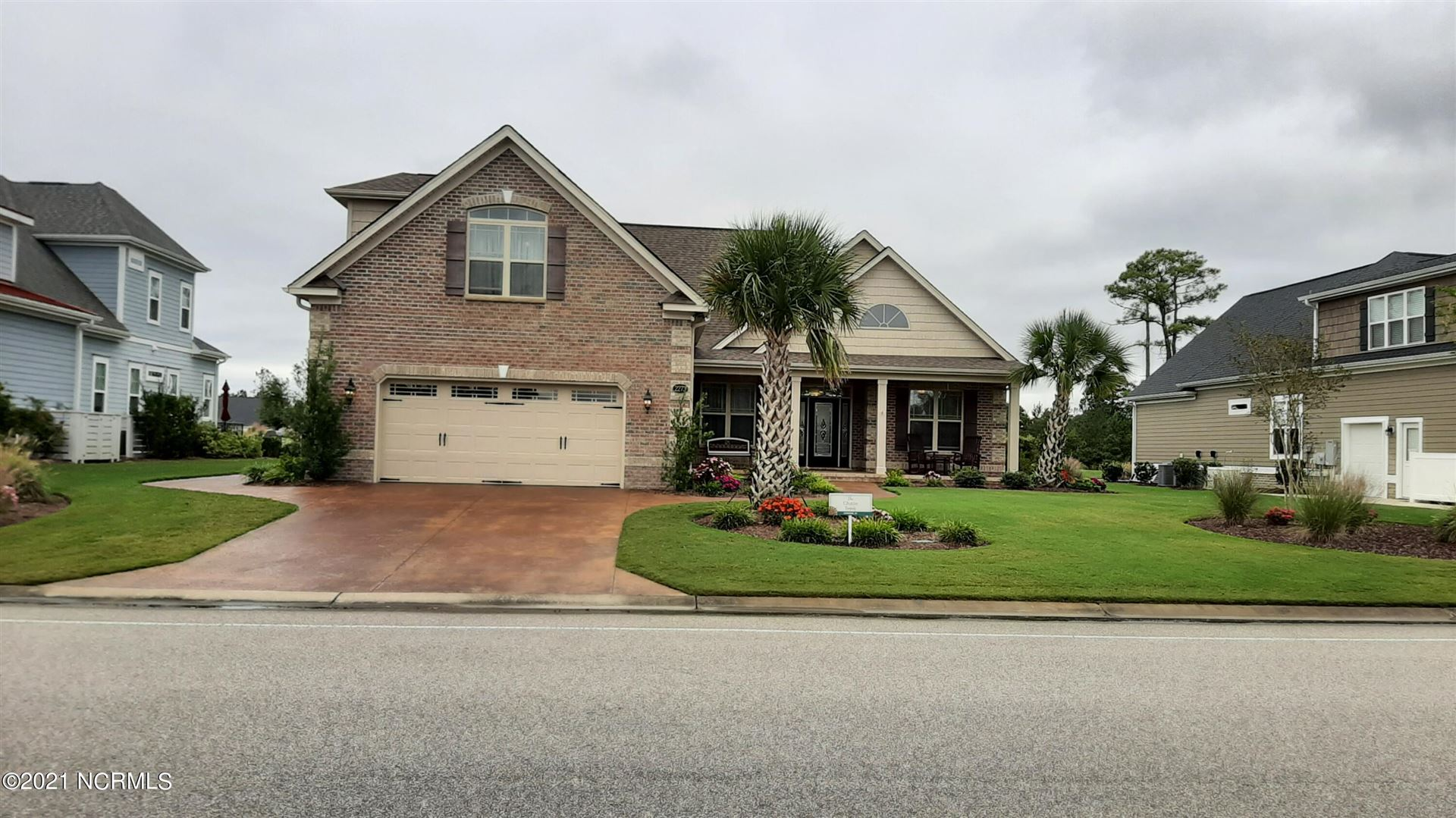 Photo of 2273 Compass Pointe South Wynd, Leland, NC 28451 (MLS # 100292904)