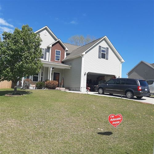 Photo of 108 Lewis Humphrey Lane, Hubert, NC 28539 (MLS # 100266905)