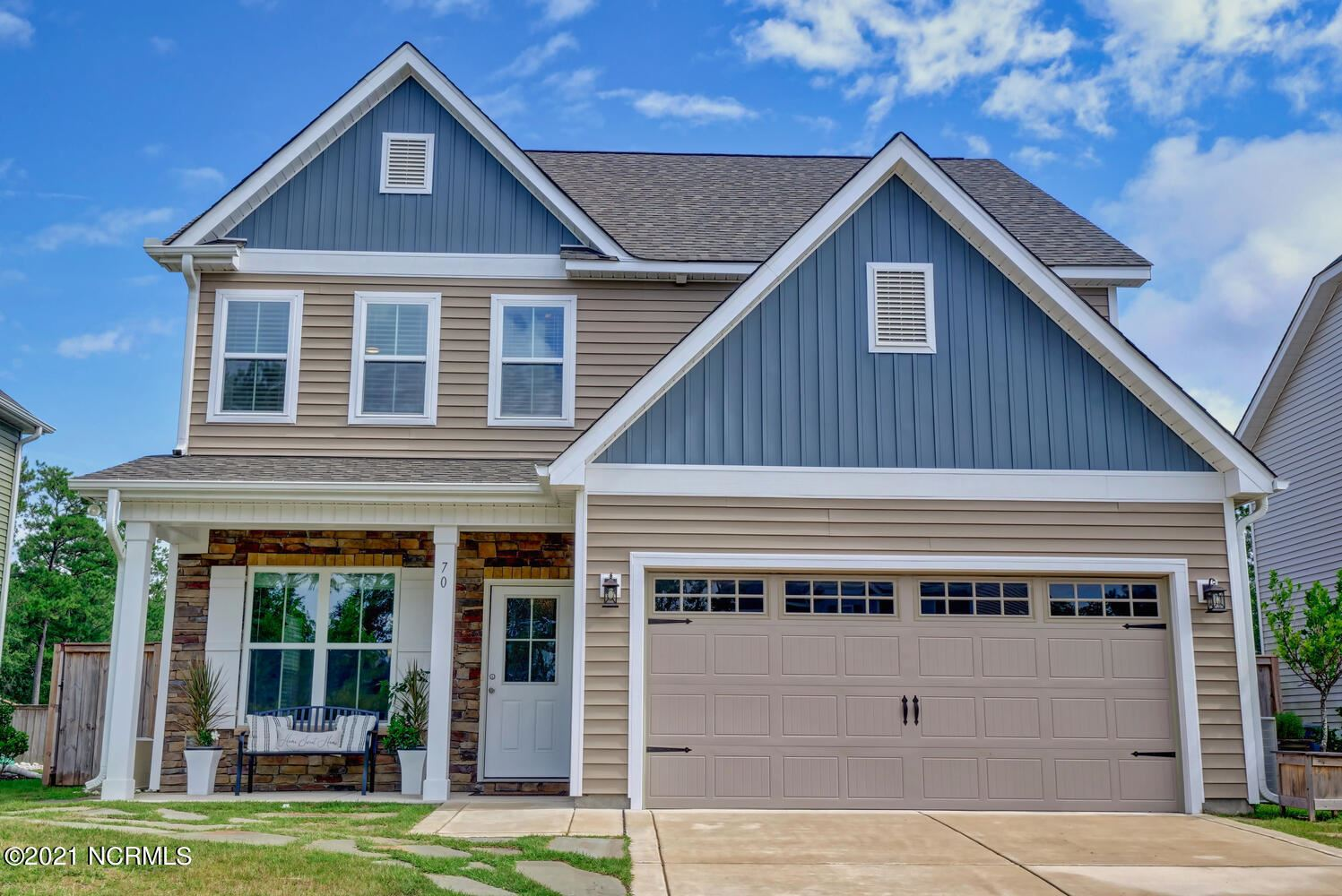 Photo for 70 Peoples Court, Hampstead, NC 28443 (MLS # 100282906)