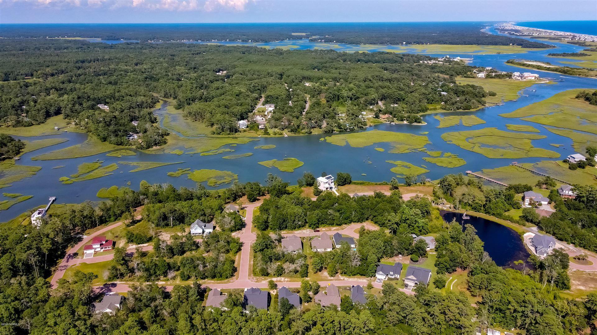 Photo of 4816 Island Walk Drive SW, Shallotte, NC 28470 (MLS # 100216908)
