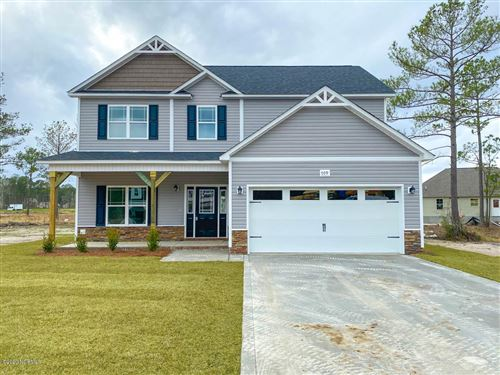 Photo of 709 Crystal Cove Court, Sneads Ferry, NC 28460 (MLS # 100184909)