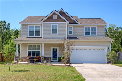 Photo of 227 Admiral Court, Sneads Ferry, NC 28460 (MLS # 100266909)