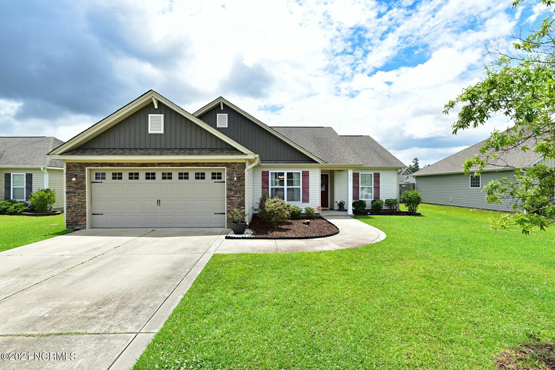 Photo of 713 Radiant Drive, Jacksonville, NC 28546 (MLS # 100285909)