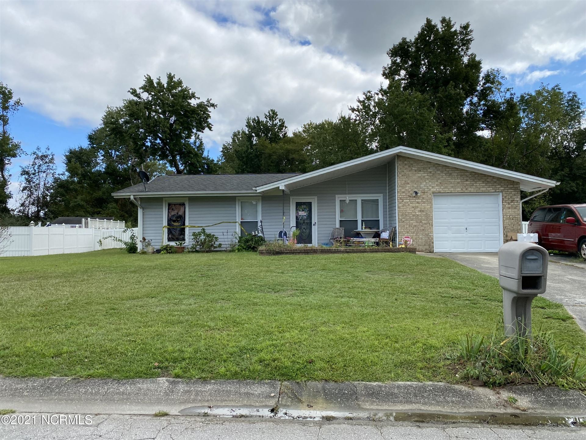 Photo of 111 Timber Lane, Jacksonville, NC 28540 (MLS # 100294909)