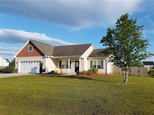 Photo of 415 Fawn Meadow Drive, Richlands, NC 28574 (MLS # 100218910)