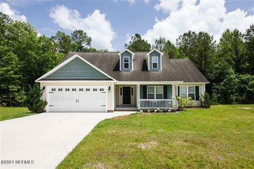 Photo of 300 Pebble Island Lane, Jacksonville, NC 28546 (MLS # 100262910)