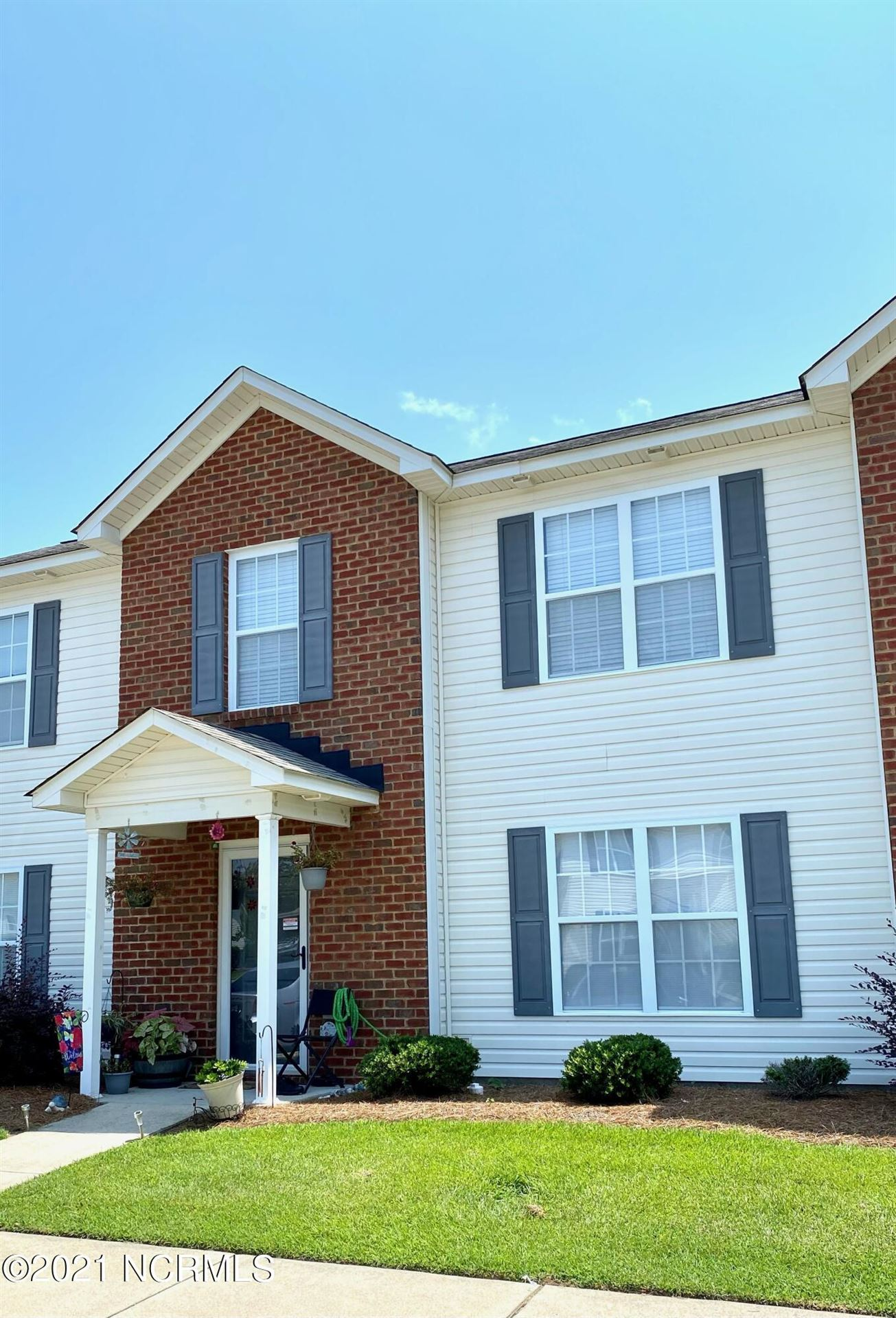Photo of 4160 Dudley'S Grant Drive #C, Winterville, NC 28590 (MLS # 100282910)