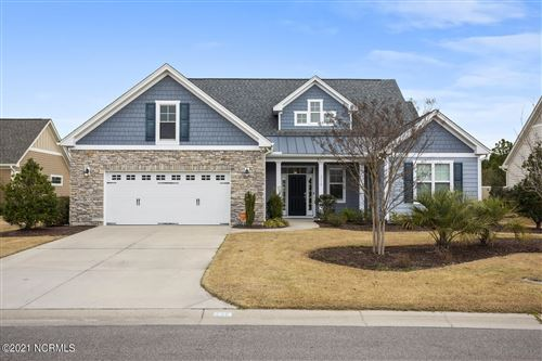 Photo of 3016 Beachcomber Drive, Southport, NC 28461 (MLS # 100263911)