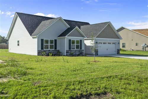 Photo of 409 Wind Sail Court, Sneads Ferry, NC 28460 (MLS # 100216912)