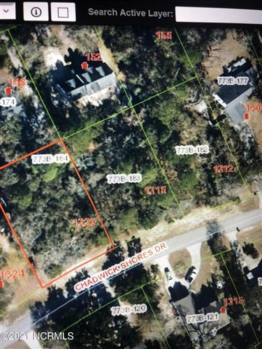 Tiny photo for 1320 Chadwick Shores Drive, Sneads Ferry, NC 28460 (MLS # 100285912)