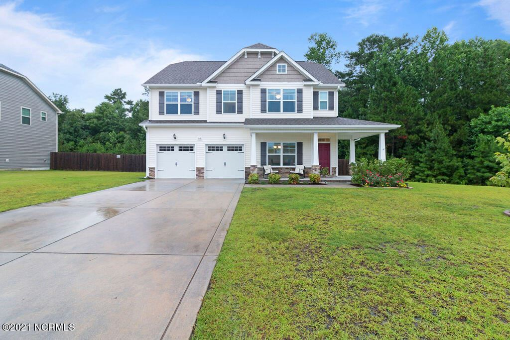Photo of 118 Mittams Point Drive, Jacksonville, NC 28546 (MLS # 100285914)