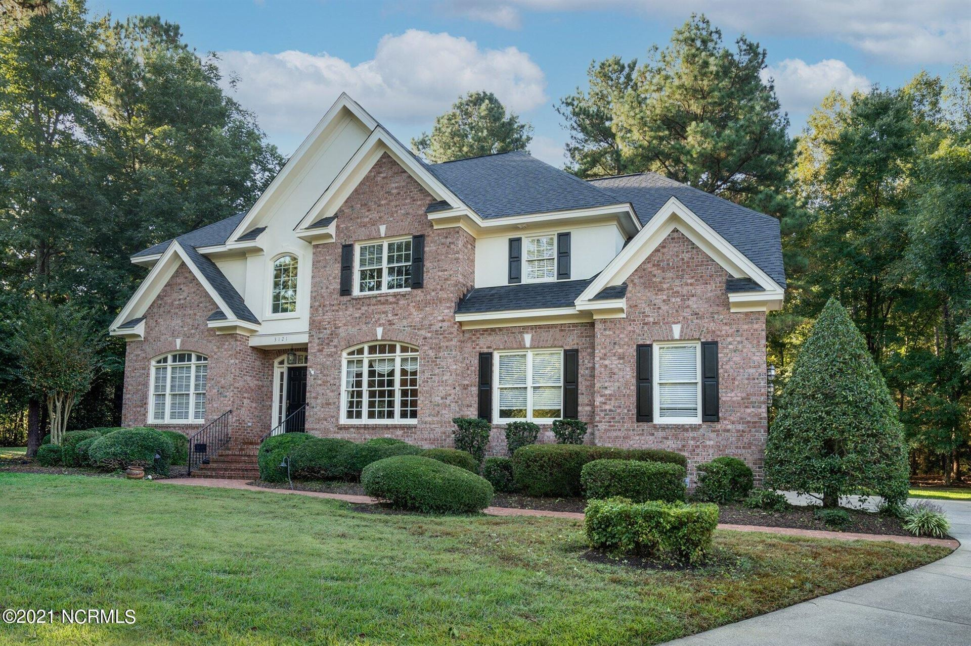 Photo of 3121 Lakepointe Trail, Rocky Mount, NC 27804 (MLS # 100292914)