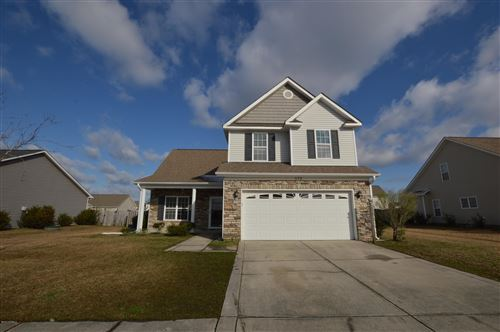 Photo of 170 Moonstone Court, Jacksonville, NC 28546 (MLS # 100199915)