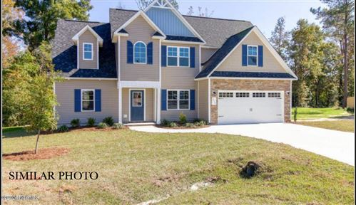 Photo of 109 Woodwater Drive, Richlands, NC 28574 (MLS # 100223915)