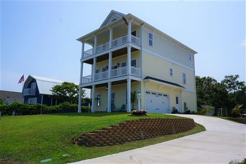 Photo of 125 W Seaview Drive, Emerald Isle, NC 28594 (MLS # 100096916)
