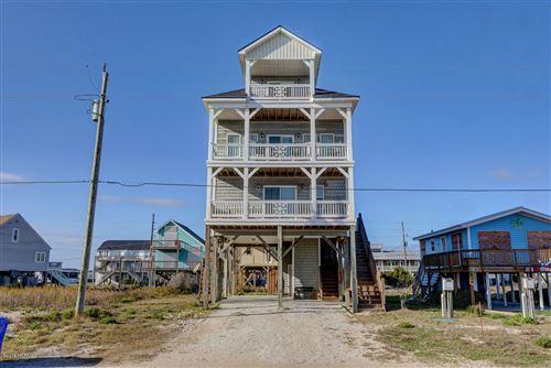 Photo of 295 Seashore Drive, North Topsail Beach, NC 28460 (MLS # 100196916)