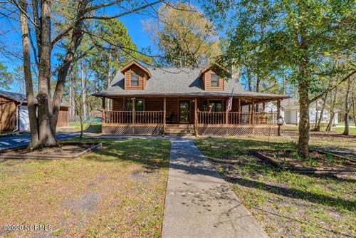 Photo of 475 Highway 172, Hubert, NC 28539 (MLS # 100211916)