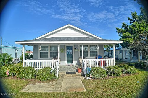 Photo of 503 S Topsail Drive, Surf City, NC 28445 (MLS # 100241916)