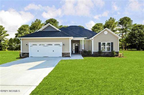 Photo of 127 Village Creek Drive, Maysville, NC 28555 (MLS # 100247916)
