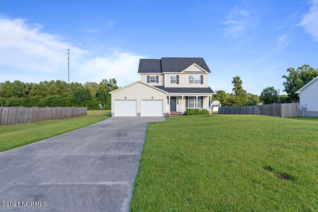 Photo of 104 Indigo Drive, Maysville, NC 28555 (MLS # 100285916)