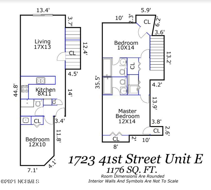 Photo of 1723 S 41st Street #E, Wilmington, NC 28403 (MLS # 100294917)
