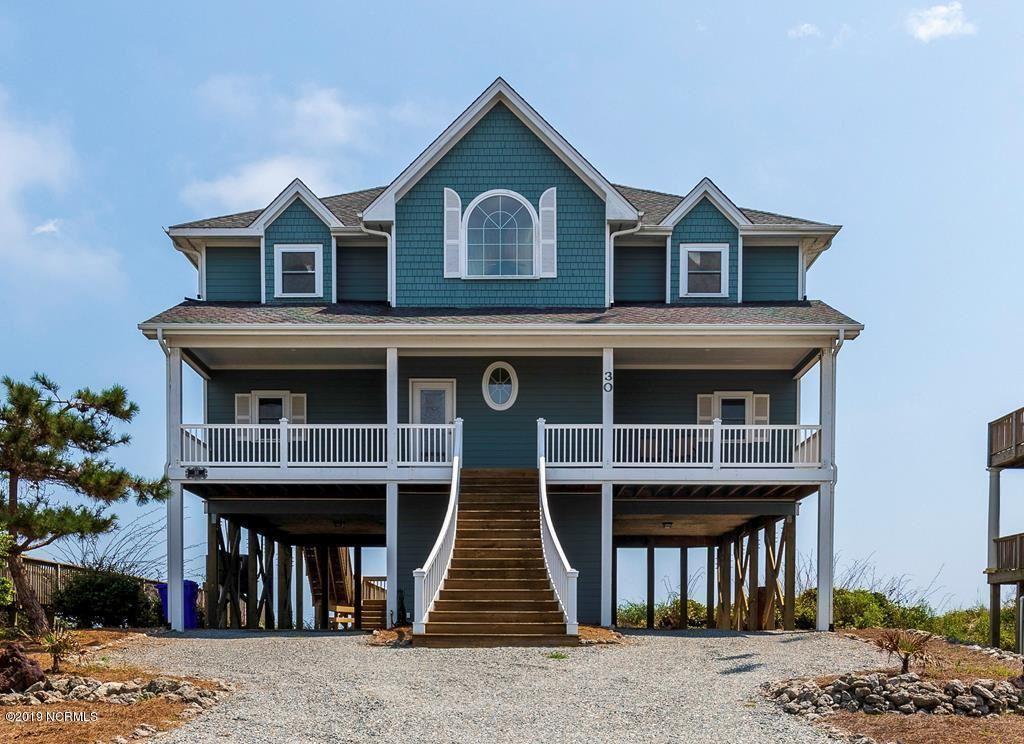 30 Porpoise Place, North Topsail Beach, NC 28460 - MLS#: 100182918