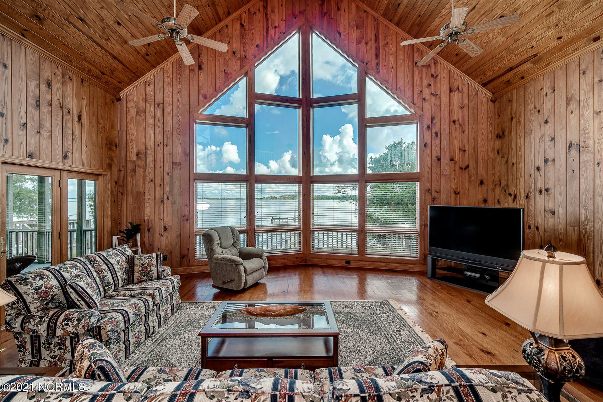 Photo of 110 Harkers Point Road, Harkers Island, NC 28531 (MLS # 100288918)