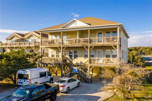 Photo of 5502 Ocean Drive #East, Emerald Isle, NC 28594 (MLS # 100201919)