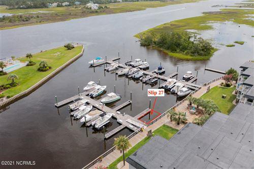 Tiny photo for 5400 E Yacht Drive #Apt A9, Oak Island, NC 28465 (MLS # 100281919)