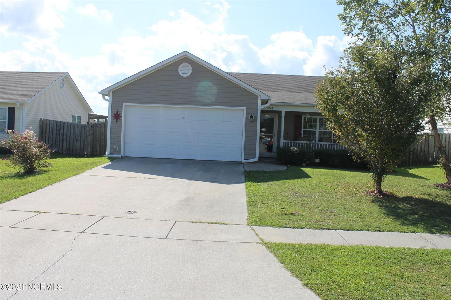 Photo for 3274 Greenridge Way, Leland, NC 28451 (MLS # 100282919)
