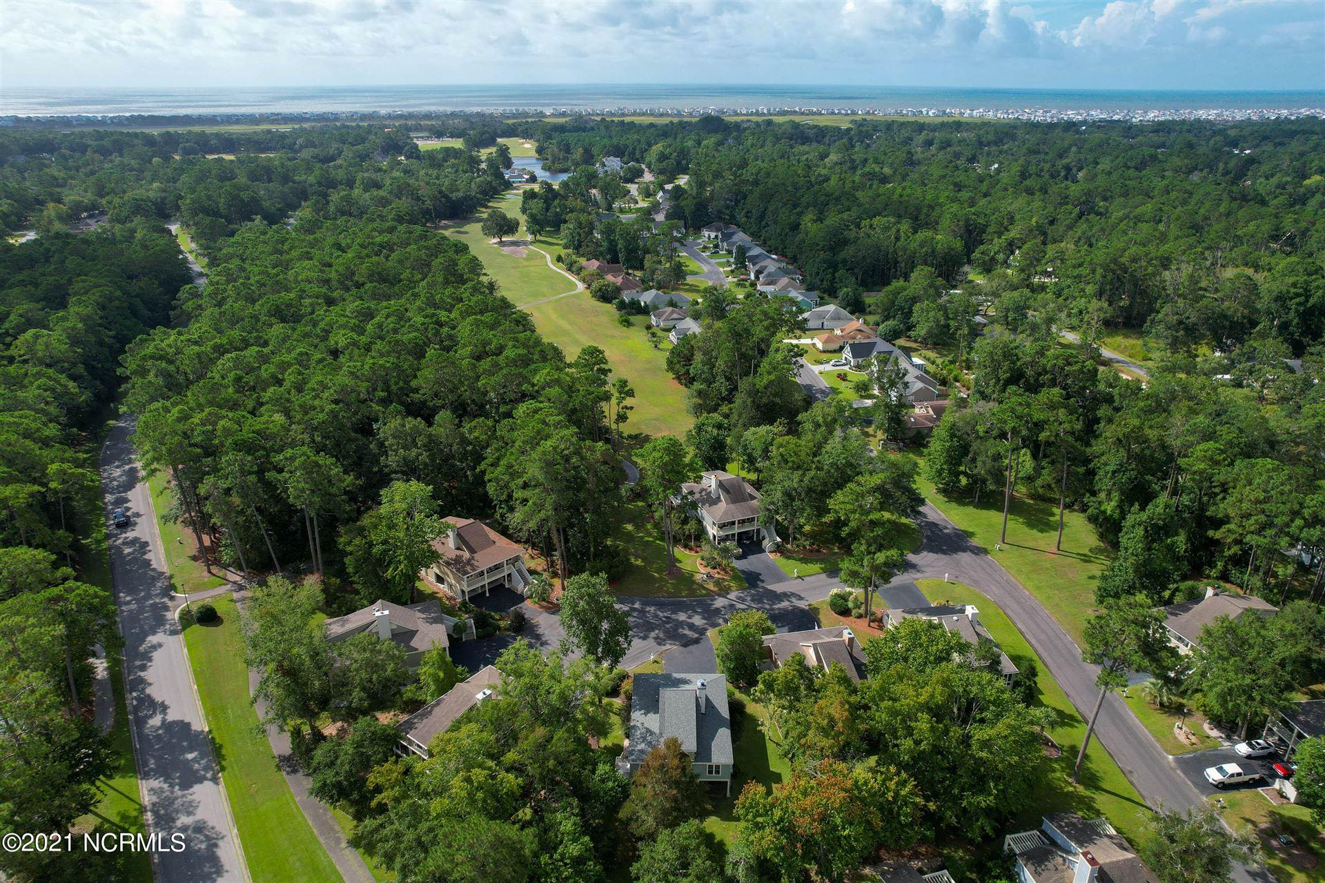 Photo of 1534 Deer Pointe Court SW, Ocean Isle Beach, NC 28469 (MLS # 100288921)