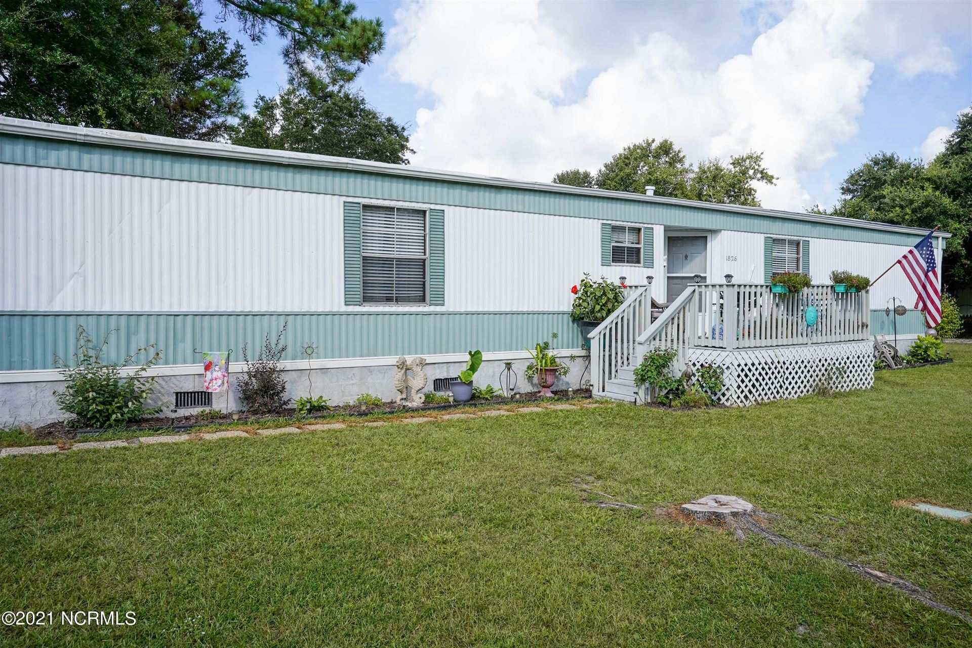Photo of 1826 Little Shallotte River Drive SW, Shallotte, NC 28470 (MLS # 100290922)