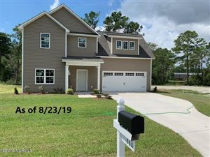 Photo of 514 Everett Glades, Sneads Ferry, NC 28460 (MLS # 100168923)