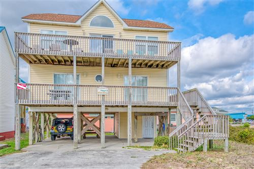 Photo of 123 N Shore Drive, Surf City, NC 28445 (MLS # 100199923)