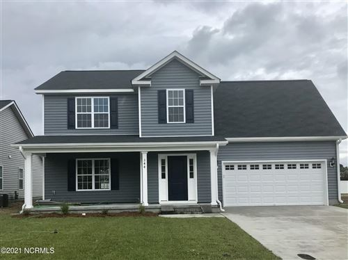 Photo of 344 Sequoia Drive, Greenville, NC 27858 (MLS # 100229923)