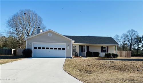Photo of 218 Redberry Drive, Richlands, NC 28574 (MLS # 100252923)