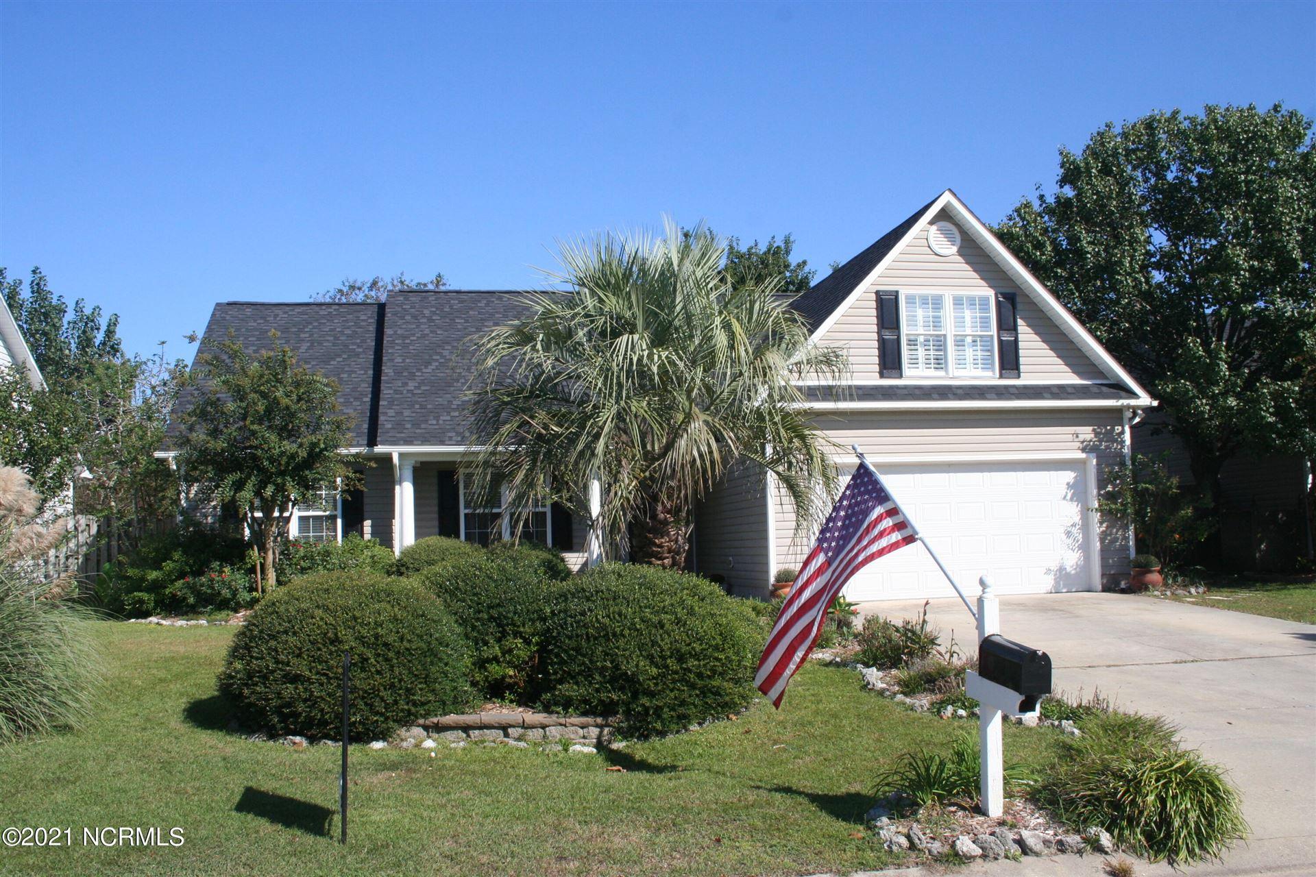 Photo of 6337 Stapleton Road, Wilmington, NC 28412 (MLS # 100292923)