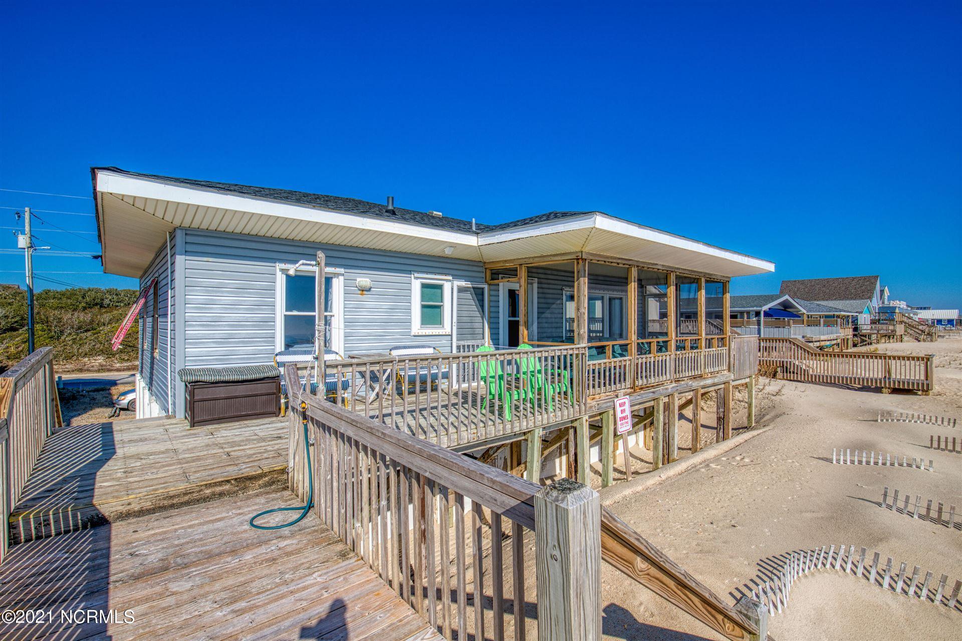 Photo of 1346 S Shore Drive, Surf City, NC 28445 (MLS # 100278924)