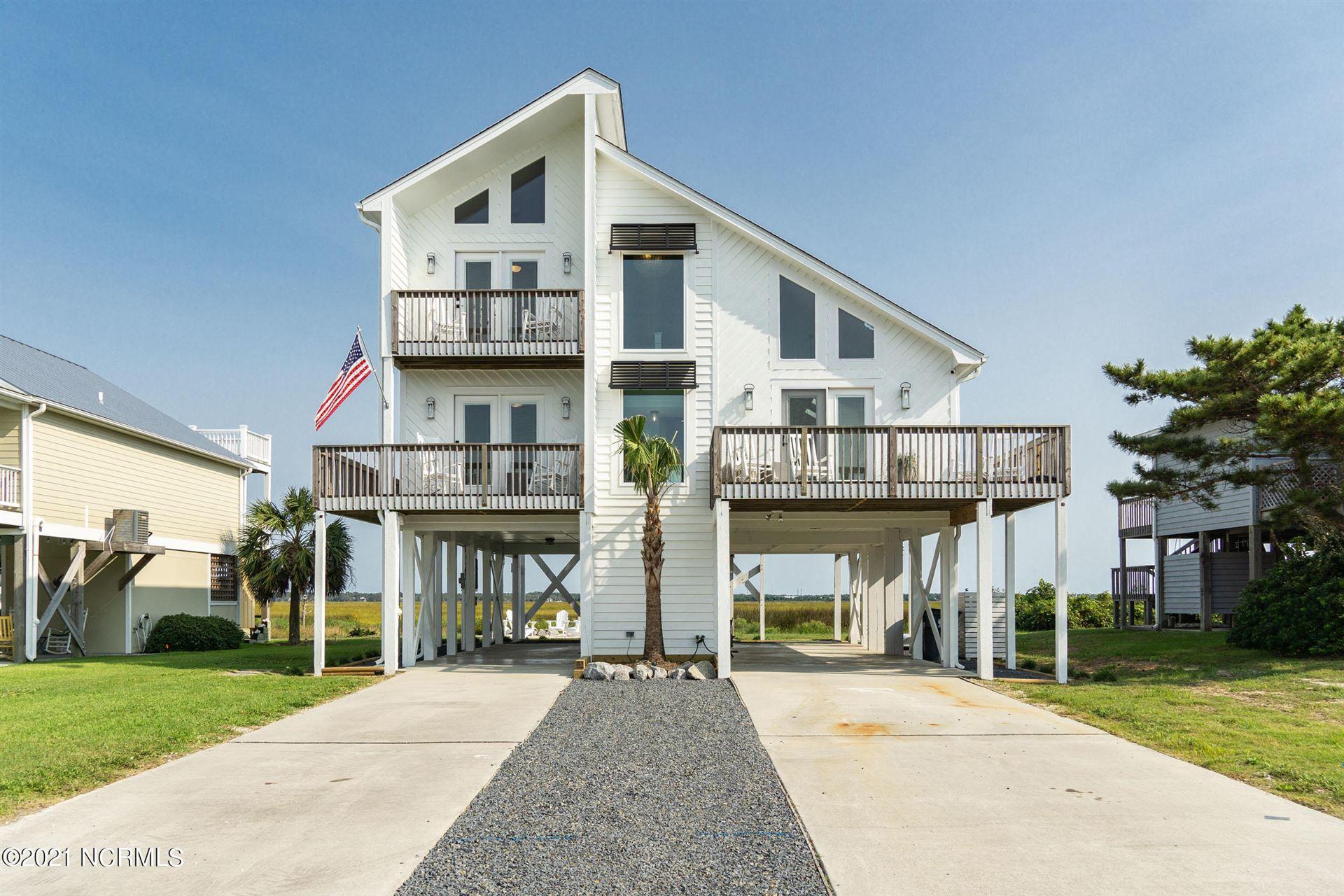 Photo of 506 Caswell Beach Road, Oak Island, NC 28465 (MLS # 100290924)
