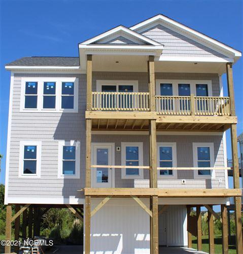 Photo of 3549 Island Drive, North Topsail Beach, NC 28460 (MLS # 100264925)