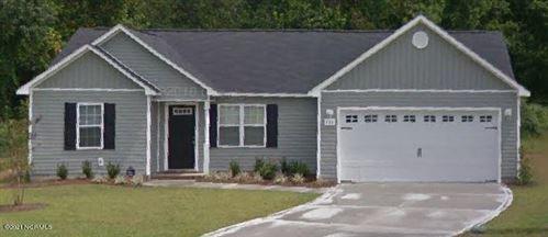 Photo of 133 Woodbury Farm Drive, Jacksonville, NC 28540 (MLS # 100269925)