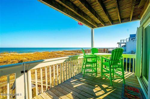 Photo of 525 Fort Fisher Boulevard S #2, Kure Beach, NC 28449 (MLS # 100257926)