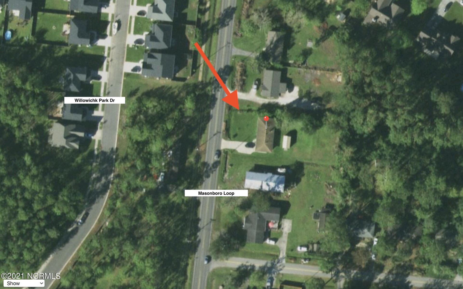 Photo of 3933 Masonboro Loop Road, Wilmington, NC 28409 (MLS # 100295926)