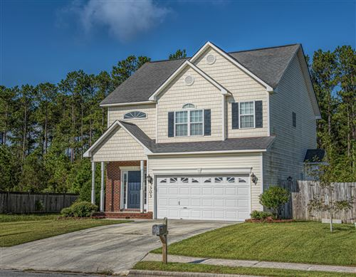 Photo of 303 Savannah Drive, Jacksonville, NC 28546 (MLS # 100186927)