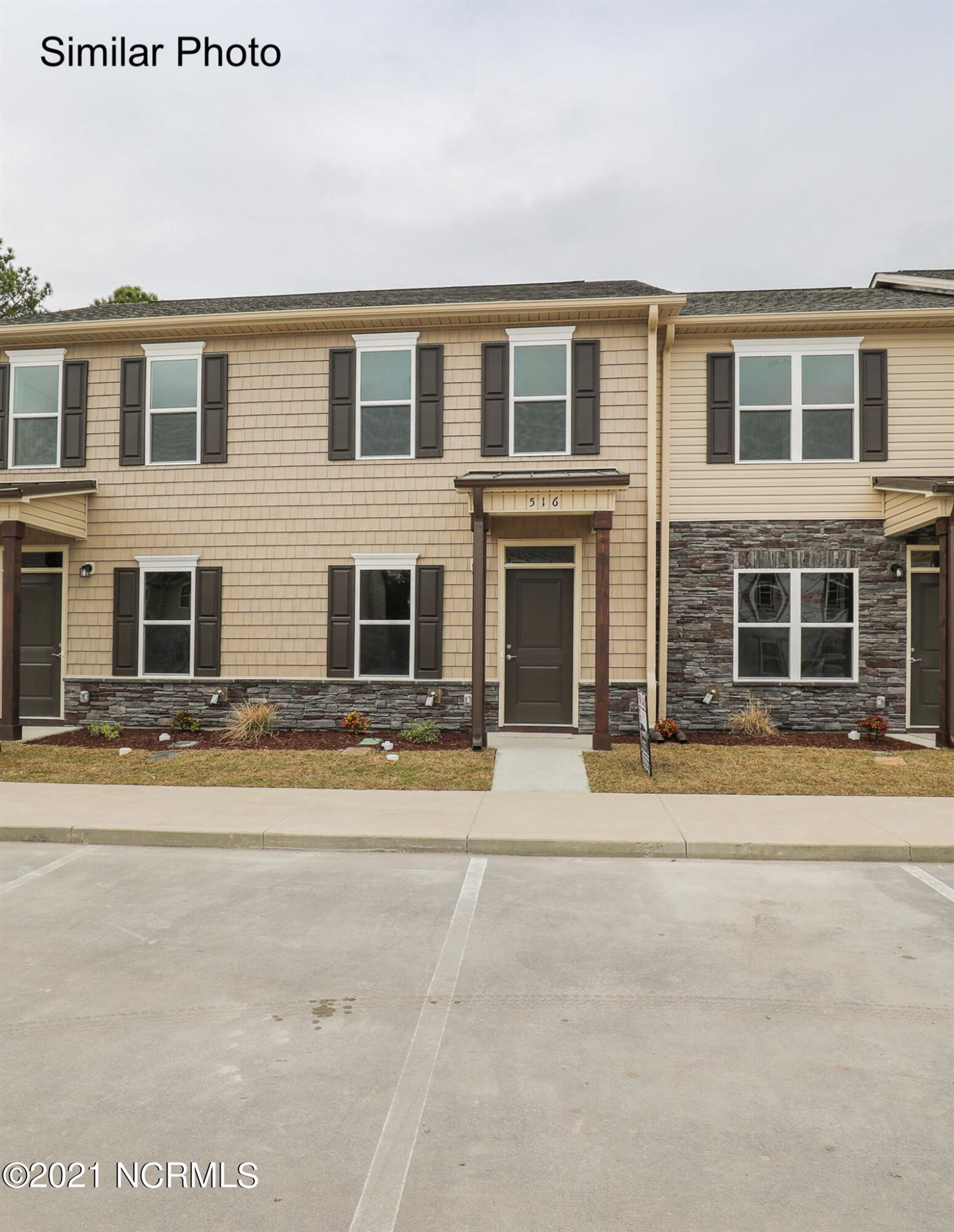 Photo of 506 Pate Drive, Midway Park, NC 28544 (MLS # 100293928)