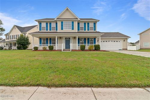 Photo of 202 Grantham Lane, Jacksonville, NC 28540 (MLS # 100225929)