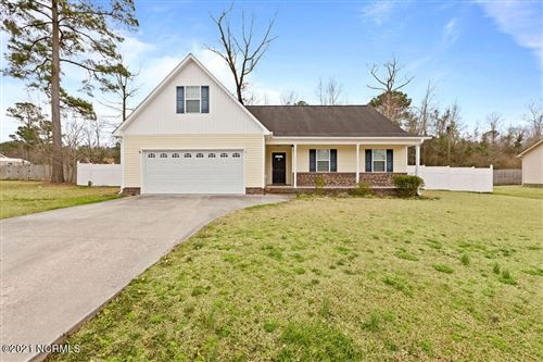 Photo of 107 Flat Rock Lane, Richlands, NC 28574 (MLS # 100258930)