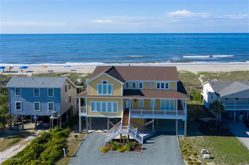 Photo of 1023 Ocean Boulevard W, Holden Beach, NC 28462 (MLS # 100223932)